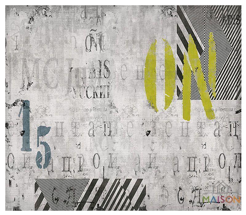 Carta Da Parati A Palermo.Carta Da Parati Grunge Now Maison Project By Co Ma Te Srl
